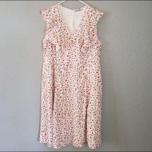 Beautiful EShakti floral dress